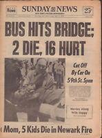 Sunday News NY May 11 1975 Charlotte Lettis Doreen Ennis 011719DBE2