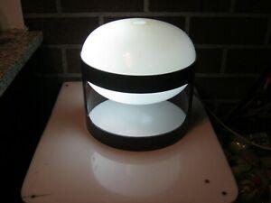 Joe Colombo kd 27  1960 Table lamp. Dark Brown . Rare colour. Very good.