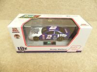 New 1997 Revell 1:43 Diecast NASCAR Rusty Wallace Miller Lite Ford Thunderbird