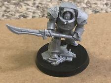 ForgeWorld Legion Praetor Tribune in Tartaros Terminator Armour - Assembled