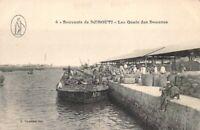 SOUVENIRS de DJIBOUTI - Les Quais des Douanes
