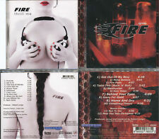 2 CDs, Fire - Ignite (2010/+2 Bonus Tracks) + Thrill Me (2009), great Hard Rock