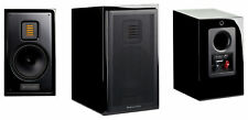 "Open-Box Excellent: MartinLogan - Motion 15 5-1/4"" 2-Way Bookshelf Speaker (E..."