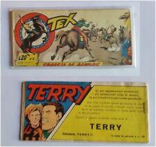 Striscia Tex Serie Topazio N 3  1956