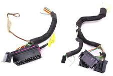 Steering Column Switch Wiring Plugs Pigtails 99-05 VW Jetta GTI MK4 - Genuine