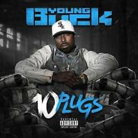 Young Buck 10 Plugs 2018 (Mixtape) CD Album Rap PA Trap Hip Hop