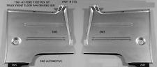Ford Truck F-100 / F100 Floor Pan Floorboard Set 2WD 1961-1965 P/N 370L EMS