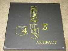 CREATION RECORDS - ARTEFACT - The First 10 SINGLES - NEUF/scellé