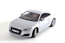 1:18 Audi TT coupé phase III foil silver grey - MINICHAMPS DIECAST MODEL CAR 415