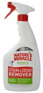 LM Nature's Miracle Stain & Odor Remover 32 oz Pump Spray Bottle