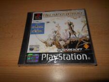 Videojuegos de rol Final Fantasy Sony