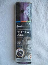 Goody Select a Curl Adjustable Get It Straight Self Holding Straightening Strips
