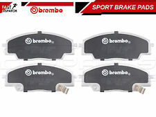 FOR HONDA CIVIC 2.0 TYPE R EP3 2001- FRONT BREMBO SPORT BRAKE PADS 07.B314.45