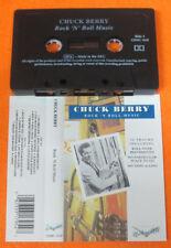 MC CHUCK BERRY Rock n roll music 1993 eec CLASSIC ROCK N ROLL no cd lp dvd vhs