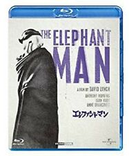 The Elephant Man Subtitle=ENG/JPN Region=A Blu-ray From JAPAN