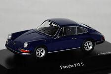 Porsche 911 S blau 1 of 1000 1:43 Schuco neu + OVP 3675