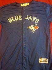 Josh Donaldson Toronto Blue Jays MLB Baseball Jersey-Youth XL-Majestic