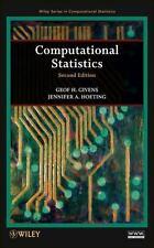 Computational Statistics 2E by Givens, Hoeting