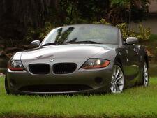 NERO COFANO Griglie per BMW Z4 E85 Coupe & decappottabile 2004-2008