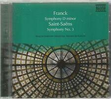 FRANCK  -  SYMPHONY D MINOR.   MOSCOW SYMPHONY ORCHESTRA.    ANTONIO DE ALMEIDA.