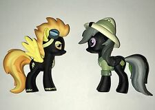 "My Little Pony Mini 3"" Vinyl Figures FUNKO Lot Spitfire & Daring Do!"
