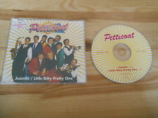 CD Pop Petticoat - Juanita / Little Bitty Pretty One (2 Song) Promo MONOPOL