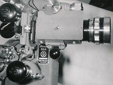 Projecteur Cinéma Bauer c. 1950 - 2 Photos Caméra - DIV 13057