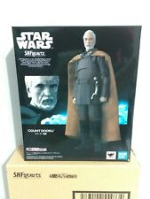 Bandai S.H.Figuarts Star Wars Count Dooku Revenge of The Sith MISB US Seller
