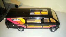 Vintage Mighty Tonka Large BLACK Conversion Van
