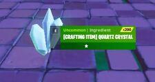 FORTNITE Save The World Quartz Crystals x200 Material xbox / pc / ps4
