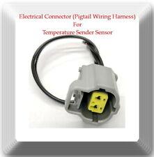 Connector of CoolantTemperature Sensor Fit:Chevrolet Ford Geo Toyota Lexus Mazda