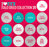 CD Zyx Italo Disco Collection 20 von Various Artists 3CDs