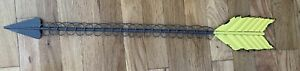 SUPER CUTE METAL ARROW  ~ Iron Hanging Decor PERFECT FOR GIRL'S ROOM DORM