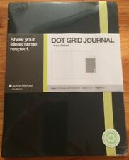 """UNOPENED Dot Grid Journal, Action Method, From Behance (6"""" x 8"""". 200 pages)"""