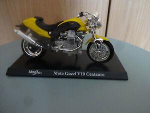 Moto Guzzi V10 Centauro diecast model 1:18 scale