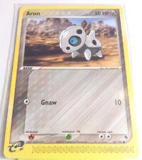 Pokemon Cards - Aron #50/109 Ruby & Sapphire [NM+]