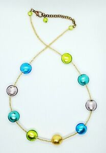 Women's Necklace Catalogue Fashion Jewellery – BEL BM SORBETTO BOMBE NECKLACE