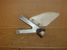 honda nsr125 jc22 2003 n/s front foot peg+hanger