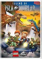 Lego Jurassic World: Legend Of Isla Nublar (REGION 1 DVD New)