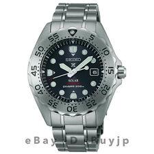 "Seiko Prospex ""Sea"" SBDN013 Solar Quartz 200m Scuba Dive Titanium Watch"