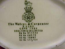 * ROYAL DOULTON WALRUS & THE CARPENTER D6604 TOBY MUG *
