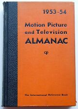Motion Picture and TV Almanac, 1953-1954
