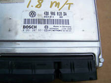 98-2005 Audi A4 1.8  VW 2003 Passat Engine ECU ECM 4B0906018DA 1.8T