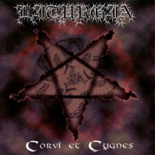 """Liturgia """"Corvi Et Cygnes"""" CD [AT THE GATES, COLOMBIA MELODIC DEATH METAL]"""
