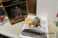 """The Emmett Kelly Jr. Signature Collection """"Ready Set Go"""" 3054 of 7500"""