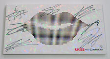 U-KISS UKISS - DORADORA (6th Mini Album) AUTOGRAPHED CD