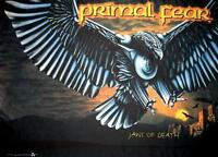 """PRIMAL FEAR FLAGGE / FAHNE """"JAWS OF DEATH"""" POSTER FLAG"""