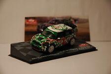 VOITURE RALLYE MONTE CARLO 2012 MINI JOHN COOPER WORKS WRC P.NOBRE 1/43  IXO