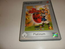 Playstation 2 ps 2 Jak and Daxter: the précurseur Legacy [platinum] (4)