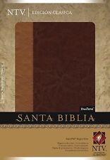 Ntv Santa Biblia/piel Especial/2 Tonos/cafe/cafe Claro (spanish Edition): By ...